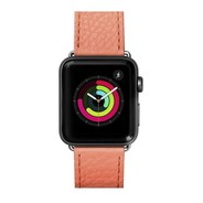 Laut Leather Watch Strap Milano for Apple Watch 42/44mm - Coral