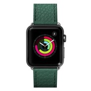 Laut Leather Watch Strap Milano for Apple Watch 38/40mm - Emerald
