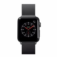 Laut Milanese Steel Loop for Apple Watch 38/40mm - Black