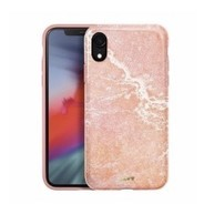 Laut Huex-E iPhone XR - Marble Pink