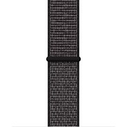 Apple Watch Band 40mm Black Nike Sport Loop
