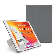 Pip by Pipetto Origami Case iPad 10.2  2019  - Dark Grey
