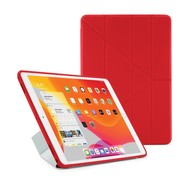 Pip by Pipetto Origami TPU Case iPad 10.2  2019  - Red