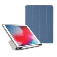Pip by Pipetto Origami Pencil Case iPad Air 10.5 / Pro 10.5 - Navy