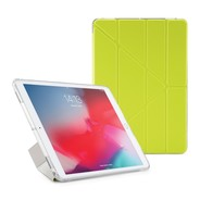 Pip by Pipetto Luxe Origami Case iPad Air 10.5 / Pro 10.5 - Pistachio Clear