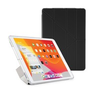 Pip by Pipetto Luxe Origami Case iPad 10.2  2019  - Black Lambskin