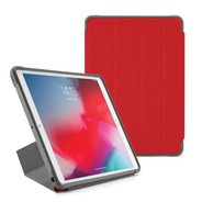 Pipetto Origami No2 Shield iPad Air 10.5 / Pro 10.5 - Red