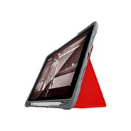 STM Dux Plus for iPad 2018 - Red