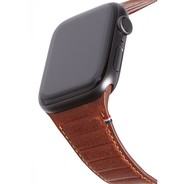 Decoded Leather Magnetic Traction Strap 42/44mm - Cinnamon Brown