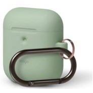Elago Hang Case for Airpods  Wireless Charging Case  - Pastel Green