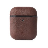 Decoded Leather AirCase for Apple AirPods - Brown