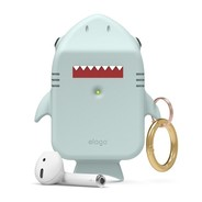 Elago Shark Case for Airpods - Baby Mint