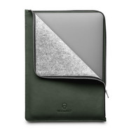 Woolnut MacBook 16-inch Folio - Racing Green