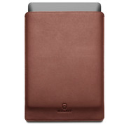 Woolnut Macbook Pro 16-inch - Cognac Brown