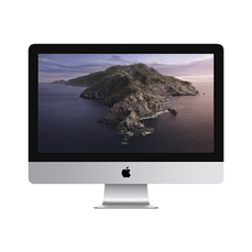 iMac 21.5  dual-core 2.3GHz i5/8GB/256GB/Iris Plus Graphiocs 640/sRGB display