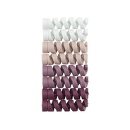 BlueLounge CableCoil Mini Ombre Blush 8-pack