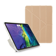 Pipetto Origami No1 Metallic TPU Case for iPad Air 10.9 - Champagne Gold