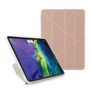 Pipetto Origami No1 Metallic TPU Case for iPad Air 10.9 - Rose Gold