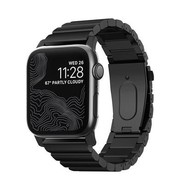 Nomad Steel Strap for Apple Watch 42/44mm - Black