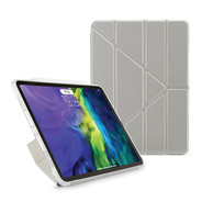 Pipetto Origami No1 Metallic TPU Case for iPad Air 10.9 - Silver