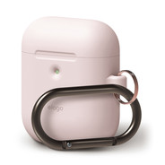 Elago Hang Case for Airpods  Wireless Charging Case  - Pink