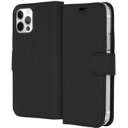 Accezz Wallet Softcase for iPhone 12  pro  - Black