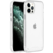 Accezz Xtreme Impact Backcover for iPhone 12  pro  - Transparent