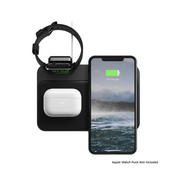 Nomad Base Station Wireless Charger - 2 devices   Watch Stand