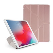 Pip by Pipetto Origami Case iPad Air 10.5 / Pro 10.5 - Rose Gold   Clear