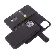 Decoded Leather Detachable Wallet w/MagSafe for iPhone 12 Pro Max - Black