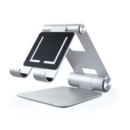 Satechi R1 Aluminium Adjustable Mobile Stand - Silver
