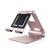Satechi R1 Aluminium Adjustable Mobile Stand - Rose Gold