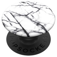 PopSockets - PopGrip Dove White Marble