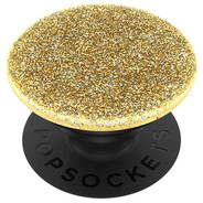 PopSockets - PopGrip Glitter Gold