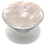 PopSockets - PopGrip Acetate Pearl White
