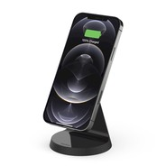Belkin Magnetic Wireless Charger Stand - No PSU - Black