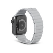 Decoded Silicon Magnetic Traction Strap for Apple Watch 42/44mm - Clay