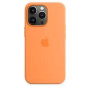 iPhone 13 Pro Silicone Case with MagSafe - Marigold