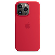 iPhone 13 Pro Silicone Case with MagSafe -  PRODUCT RED