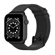 Switch Easy Leather Series for Apple Watch 38/40/41mm - Black