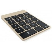 Satechi Slim Wireless Keypad  numpad  - Gold