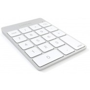 Satechi Slim Wireless Keypad  numpad  - Silver