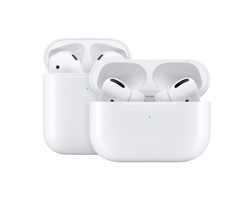 Apple AirPods, AirPods Pro & AirPods Max