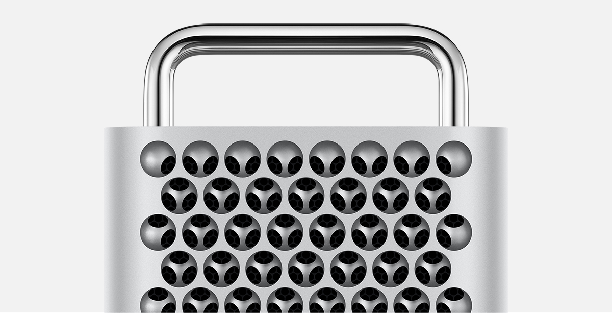 Mac Pro Maximale prestaties