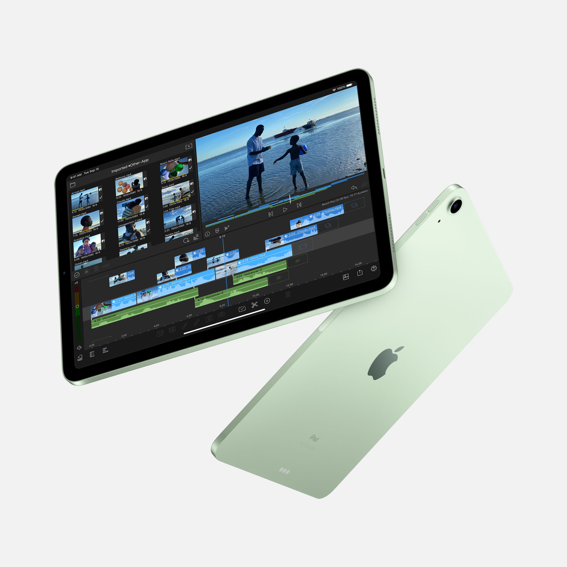 Apple iPad Air 10,9-inch 2020
